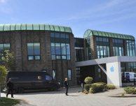 Tim Cook apre i nuovi uffici Apple in Irlanda