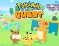 Pokémon Quest è disponibile su App Store