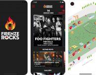 Firenze Rocks, l'app ufficiale è su App Store