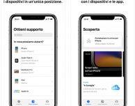 Supporto Apple, novità per la lingua selezionata