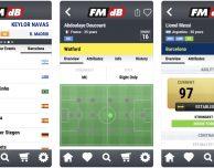 FMdB,  il più grande database calcistico del mondo arriva su iPhone