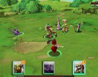 Giants War: gioco di ruolo nel mondo dei guerrieri giganti