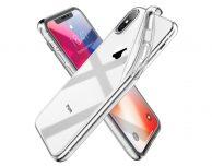Custodia UltraFlex e pellicole in vetro temperato Syncwire per iPhone X