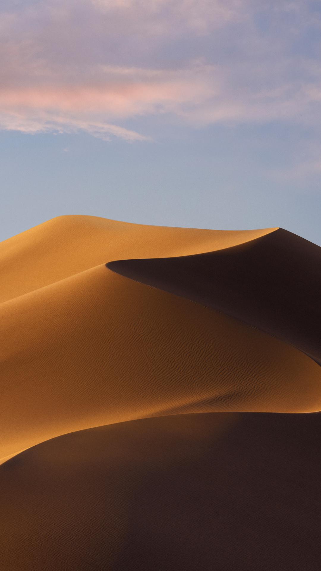 Wallpaper Mojave Per Iphone Eccoli Disponibili Iphone Italia