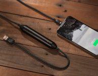 Nomad lancia il cavo Lightning con batteria integrata per iPhone