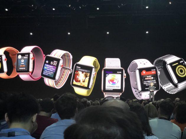 Apple presenta watchOS 5: più connessi e attivi!