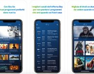 L'app Sky Go si rinnova con nuova interfaccia e contenuti on demand
