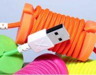 Philo Spool Cable, il cavo Lightning di design