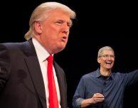 Le tassazioni al centro di un nuovo incontro tra Tim Cook a Donald Trump