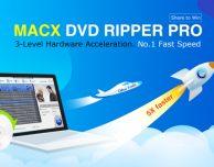 MacX DVD Ripper Pro – Converti rapidamente i tuoi DVD in formato MP4 per iPhone e iPad