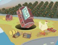 Donut County: fantasioso rompicapo che non smetterai più di giocare