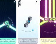 Optica: complesso puzzle game geometrico e minimale