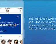 L'app PayPal sempre più focalizzata sui pagamenti P2P