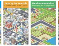 Pocket City: crea e gestisci la tua città ma occhio alle calamità naturali!
