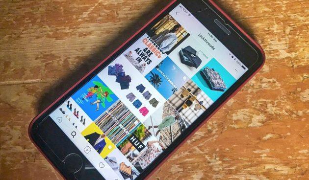 Instagram lancerà un'app dedicata allo shopping