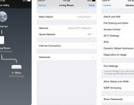 L'app AirPort Utiliy è finalmente ottimizzata per iPhone X