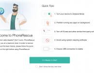 Problemi con l'aggiornamento ad iOS 12? Ecco PhoneRescue!