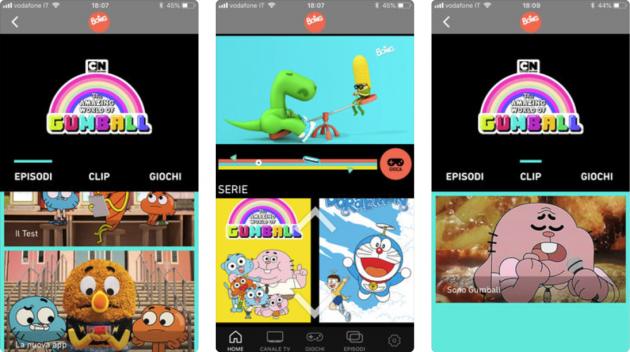 Ecco boingapp cartoni a portata di app iphone italia