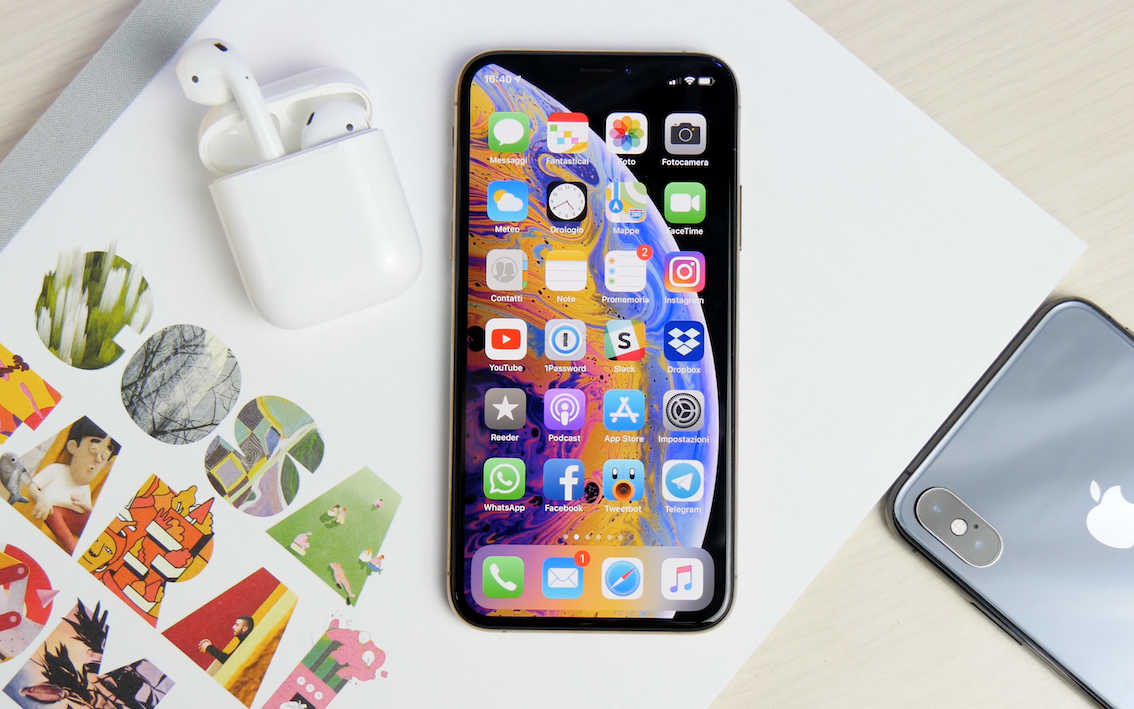 Recensione Apple Iphone Xs E Iphone Xs Max Ad Un Passo Dalla