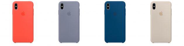 Custodia in pelle per iPhone XS Max - Verde foresta - Apple (IT)