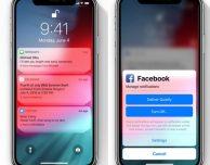 Ecco le notifiche di iOS 12, più ordine nel vostro centro notifiche