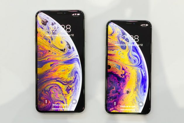 Iphone Xs Xs Max Xr Confronto Dimensionale Con Iphone X 8 8 Plus Iphone Italia