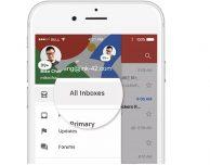 Gmail si aggiorna: arriva l'inbox unificata per più account