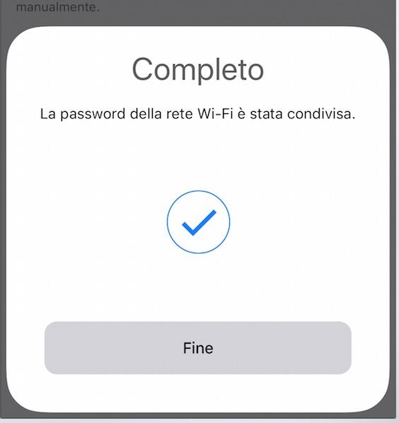Come Condividere La Password Wi Fi Tra Due Iphone Iphone Italia