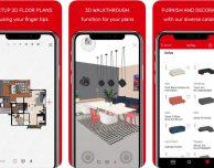 Roomle 3D & AR floorplanner: progettare gli spazi, arredare e decorare casa