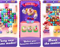 Candy Crush Friends Saga, il nuovo titolo del famoso match-3 game