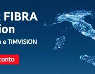 TIM Connect FIBRA, solo online in offerta a 24,90€