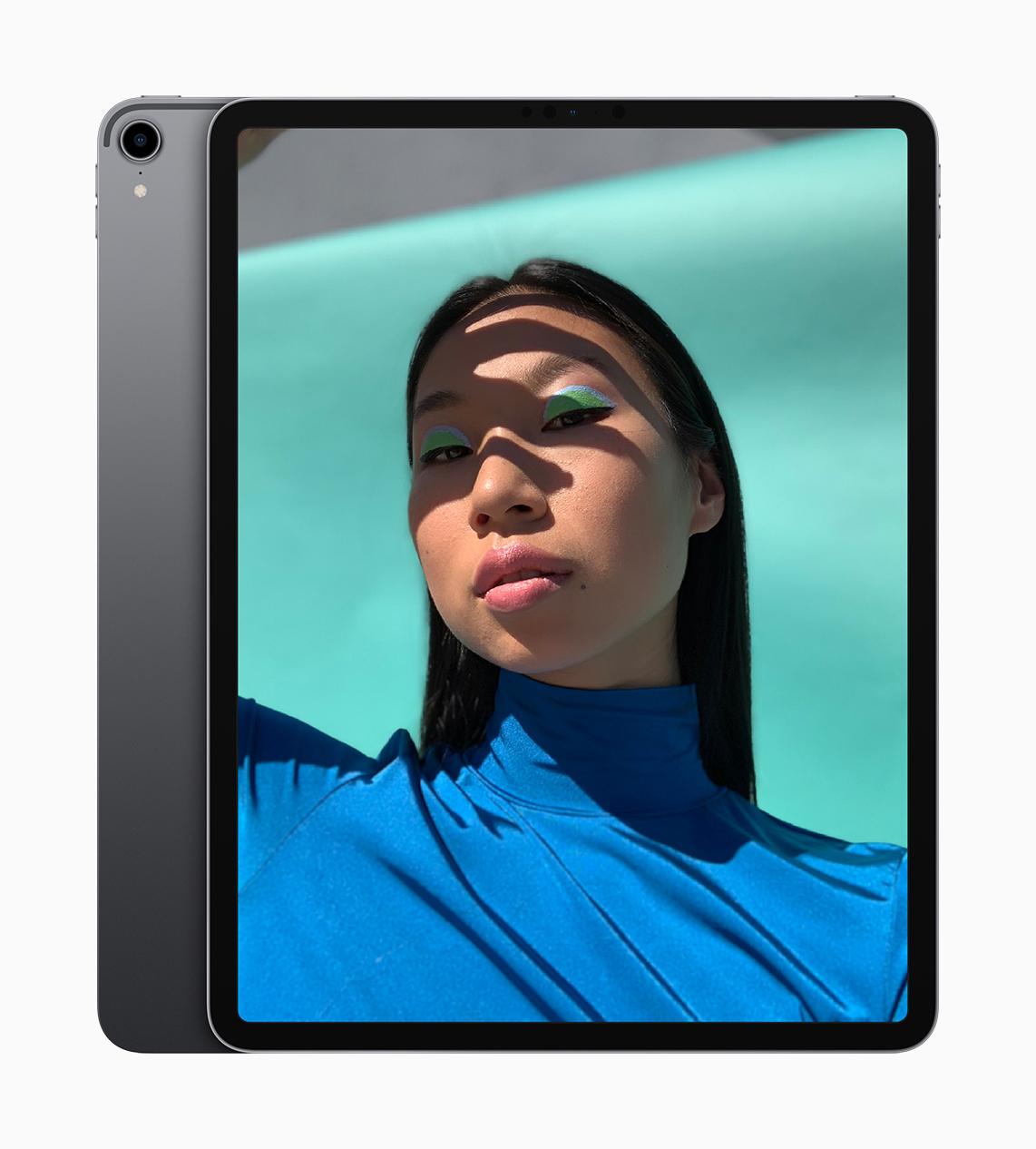 Apple presenta iPad Pro 2018 ed Apple Pencil 2