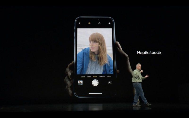 iPhone XR, l'Haptic Touch verrà ampliato in futuro