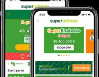 superlotterie: l'app di Sisal con l'offerta delle lotterie online