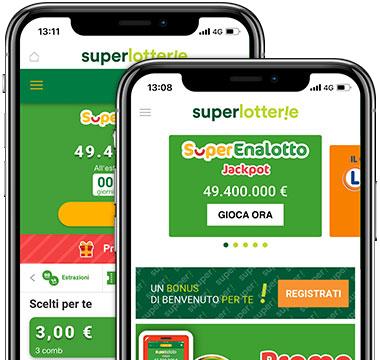 Lotterie App