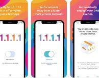 Ecco 1.1.1.1, l'app di Cloudfare che protegge la privacy durante la navigazione web