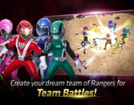 Power Rangers – All Stars: i famosi supereroi arrivano su iPhone e iPad