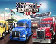 Truck Simulation 19: nuove missioni di trasporto vi attendono