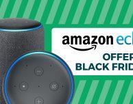 Amazon Echo in SCONTO per il Black Friday
