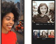 Apple aggiorna l'app Clips con nuove scene selfie e tanto altro