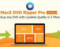 Black Friday: Digiarty regala copie gratuite di MacX DVD Ripper Pro