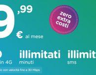 Offerta ho. Mobile: minuti illimitati, SMS illimitati e 50 GB di traffico dati a 9,99€ al mese