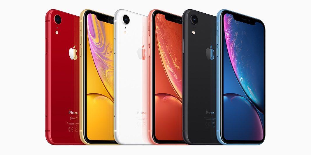 Apple abbassa il prezzo dell'iPhone XR in Giappone e rimette in produzione l'iPhone X