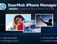 DearMob: come trasferire le foto da iPhone a PC e Mac