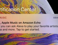 Apple continua ad inviare notifiche promozionali su iPhone