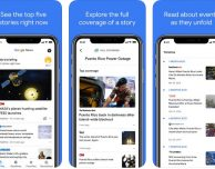 Google News si aggiorna con la modalità Dark e altre novità