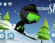 Stickman Ski: sugli sci con i famosi personaggi Stickman