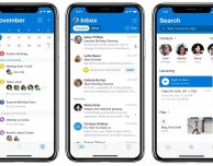 Microsoft Outlook per iOS si rifà il look