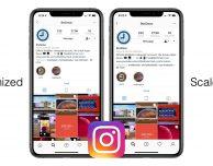 Instagram non è più ottimizzato per iPhone XR e XS Max