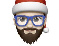 Come creare una Memoji con il cappello di Babbo Natale